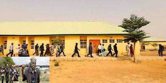 Government Day Secondary School Kaya