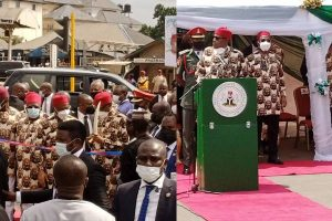 Latest news in Nigeria is that President Muhammadu Buhari