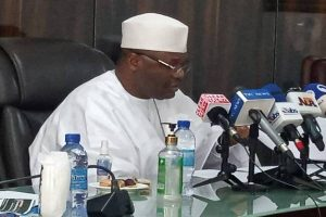 Latest news in Nigeria is thatINEC declares supports for questioning of judges over conflicting orders