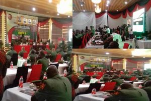 Latest news in Nigeria is that Insecurity: COAS meets Principal Staff officers, field commanders, others