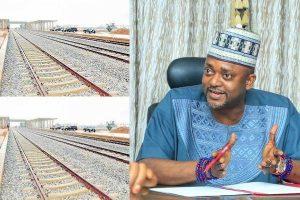 Linking Itakpe-Lokoja-Abuja rail line should be prioritised - Kogi Deputy Gov.