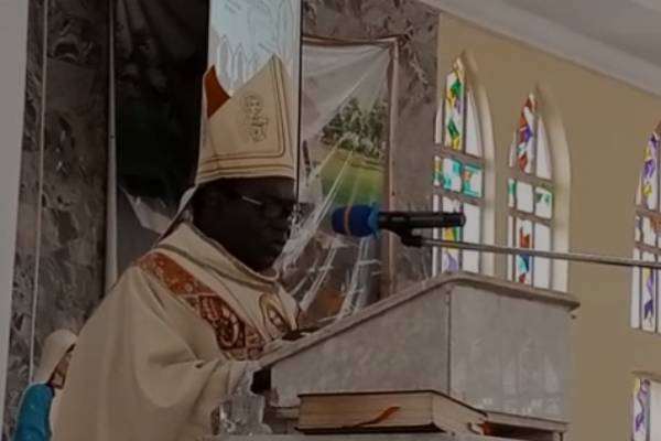 Kukah calls on Christians to rise against forces of darkness in Nigeria