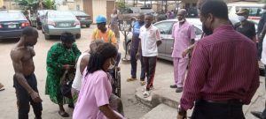 LASEMA again, rescues four adult males from accident, recovers two 2 vehicles