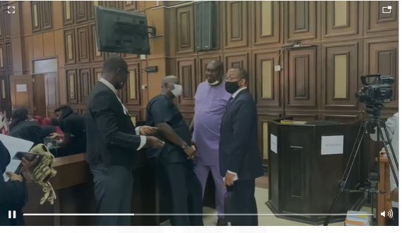 Latest Breaking News About EFCC: Olisa Metuh appears in Court over N400 million fraud
