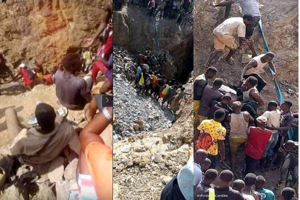 Miners killed as mine collapses in Benue