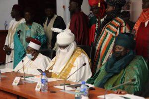 Northern governors hold emergency meeting Kaduna