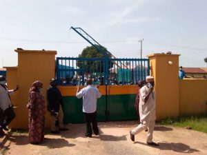 Retired police officers protest poor benefits in Kaduna