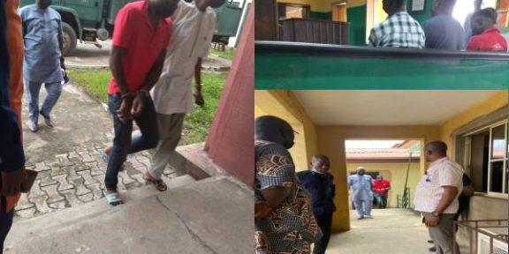 BREAKING: Chief Magistrate remands dismissed officer for killing Monsurat Ojuade