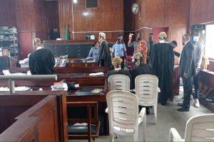 Latest Breaking News about Sunday Igboho: Court adjourns Igboho's N500 Billion case against FG