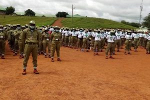 Latest Breaking News about NYSC : 1200 Corps Members sworn in in Benue