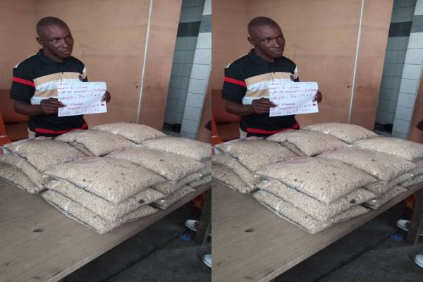Latest Breaking News about NDLEA : How NDLEA intercept Drugs at Lagos Ports - Marwa