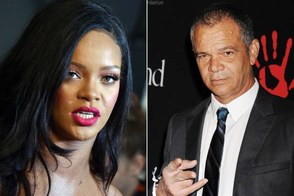 Latest Breaking Entertainment News: Rihanna drops legal case against her father