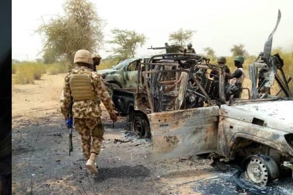 Latest Breaking News in Zamfara State: Nigerian Troops kill 58 bandits, destroy 18 camps in Zamfara