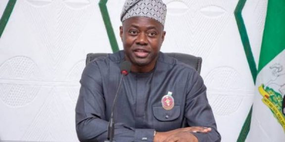 Latest Breaking News about Oyo State: Governor Makinde signs MOU with NDE on Youth, Women Empowerment