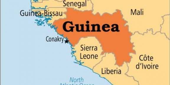Latest Breaking News From West : ECOWAS suspends Guinea, demands release of detained President Conde