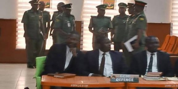 Latest Breaking News About the Nigerian Army : GOC 8TH Division