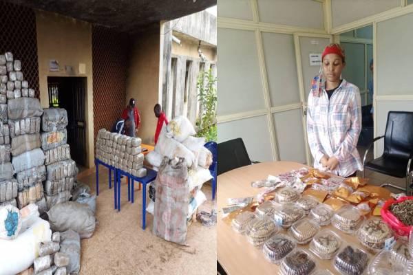 NDLEA intercepts 24, 311kgs heroin, codeine in fresh drug busts at MMIA, Lagos , Tincan seaport