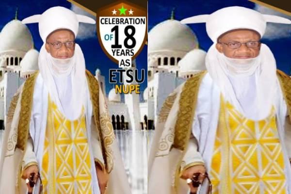 President Buhari extols Etsu Nupe Yahaya Abubakar at 69, praises the reign pf peace under him
