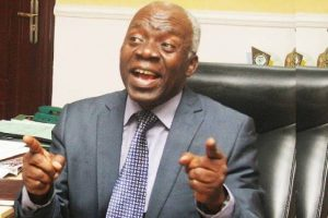 Latest Breaking News About Doctors Strike : Femi Falana to represent Doctors in Legal Battle with FG