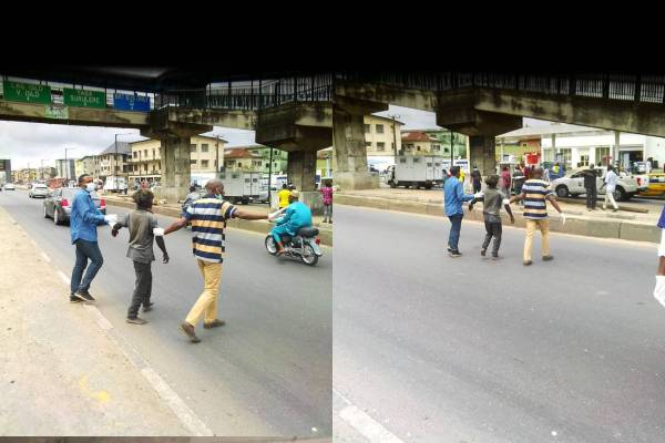 Latest Breaking News About Lagos State: Lagos State commnces removal of beggars, Destitutes