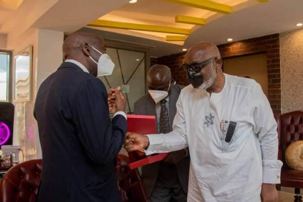Latest Breaking News About Ondo State: I will protect Ondo State at All Cost - Akeredolu