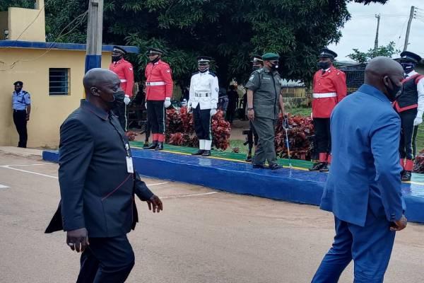 Latest Breaking News About Security in Kwara : IGP Visits Kwara, to meet Stakeholders, Policemen