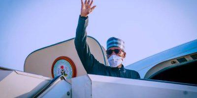 Latest Breaking News About Muhammadu Buhari: President Buhari departs Nigeria for UN General Assembly