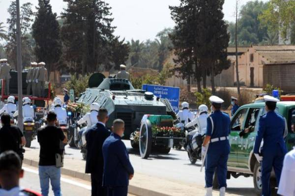Latest Breaking News from Africa: Former Algerian President Abdulaziz Bouteflika buried in Algiers