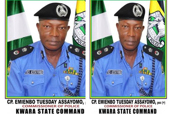 Latest Breaking News About Security in Nigeria: Police arrest 2 ritual killers in Kwara State with human parts