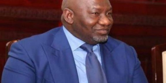 Latest Breaking News About War on Graft In Nigeria: Benedict Peters slams Washington Post, denies Corruption allegation with Diezani