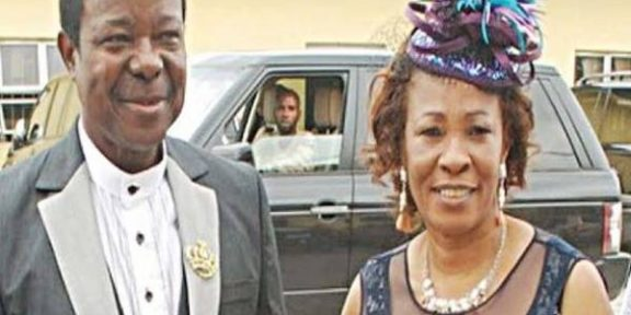 Latest Breaking Political News In Nigeria Today: Juju Maestro, King Sunny Ade, loses wife, Risikat