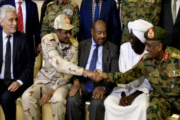 Latest Breaking News in Africa: Sudan transitional government announces failed coup attempt