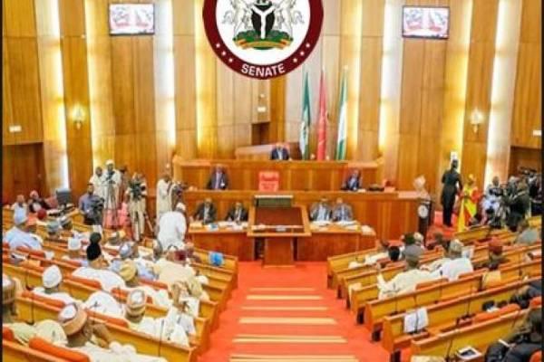 Latest Breaking News About The Nigerian Senate: Senate receives President Buhari's proposed amendment to PIA