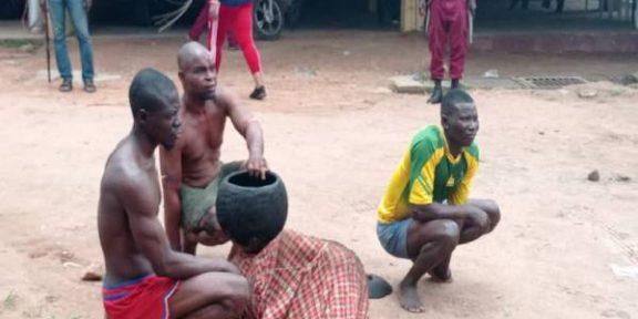 Latest Breaking News About Amotekun in Oyo State: Amotekun arrests 3 suspected ritualists in Ibadan