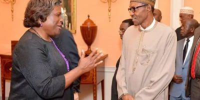 Latest Breaking News about UNGA 76: President Buhari lauds America's support for War on Terrorism