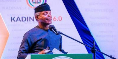 Latest Breaking News About KADINVEST 6.0: Vice President Osinbajo urges smart Youth to fill tech gap