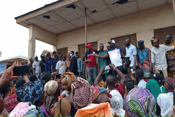 Latest Breaking Political News Today: Governor Seyi Makinde calls for unity among PDP members as party holds Congress