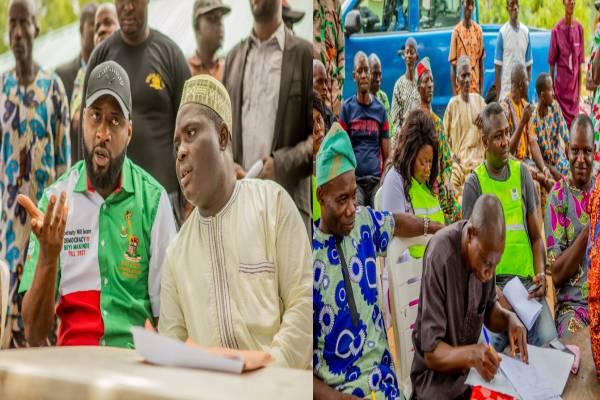 Latest breaking Political News In Nigeria: Oyo Speaker, Ogundoyin, commends PDP members over peaceful congress