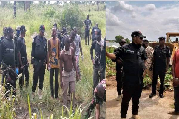 Latest Breaking News About Security in Benue State: Troops arrest notorious kidnapper, AZONTI, in Benue