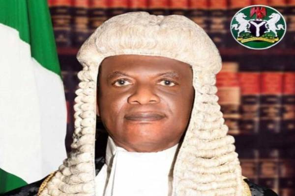 Latest Breaking News about Supreme Court of Nigeria: Gov. Okowa mourns Supreme Court Justice, Samuel Oseji
