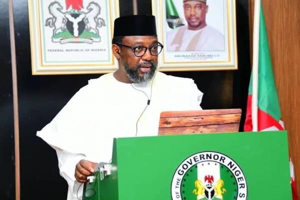 Governor of Niger State, Sani Bello