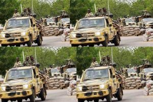 Niger troops rescue nine Nigerian soldiers who escaped terrorists attack in Sokoto