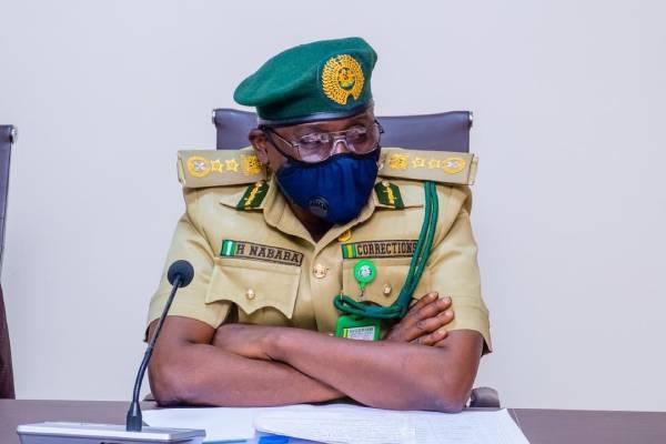 Nigeria Corrections Service, Haliru Nababa