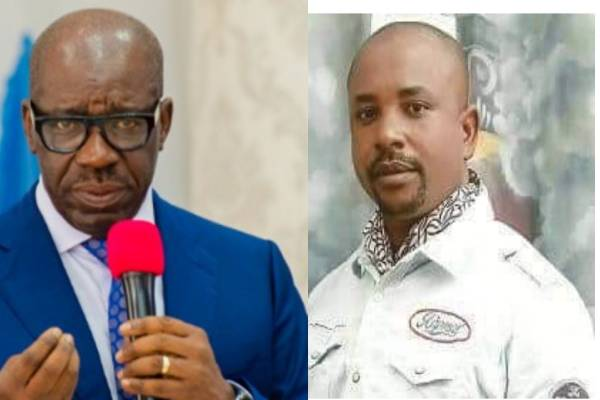 Latest news in Nigeria is that Obaseki commiserates with Sahara Reporters Publisher, Sowore over brother's death
