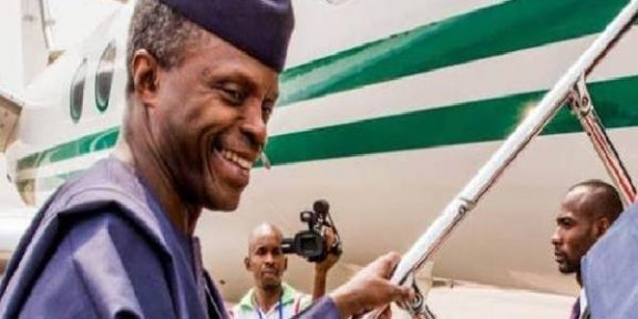 Latest news in Nigeria is that Osinbajo to represent Nigeria at ECOWAS meeting on Guinea crisis