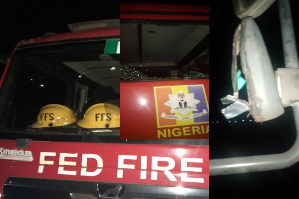 Latest news in Nigeria is that Perpetrators of attack on firefighters in Kogi must be brought to book - Controller
