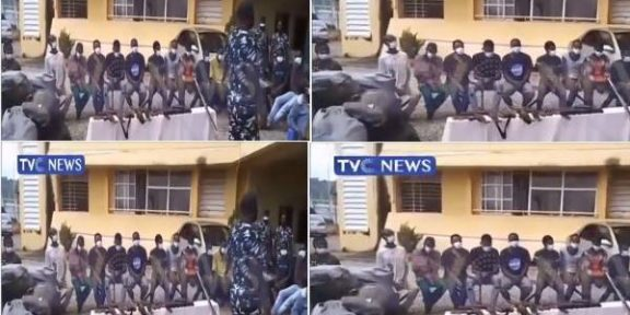 Police arrest Kidnap gang terrorising Bwari Area Council, Abuja