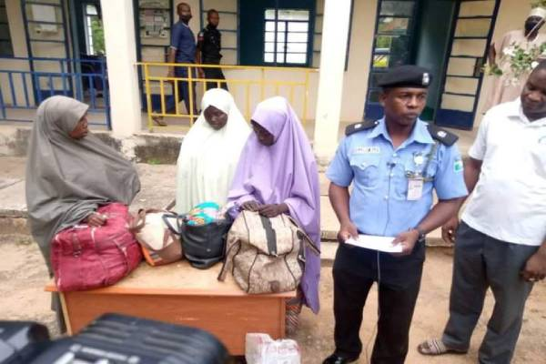 Police arrest three for allegedly supplying PMS to bandits