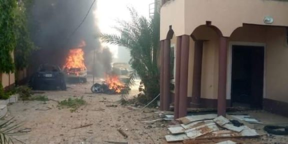 Mob burn personal residence of Sokoto Security Affairs Commissioner