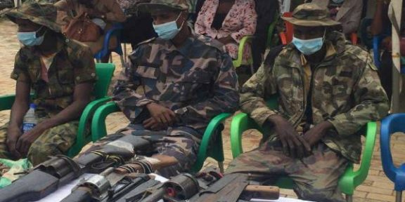 Three kingpins in the kidnap of over one hundred students of Bethel Baptist school, Kaduna have been arrested by the police.